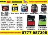 Pictures of Bodybuilding Supplements Directory