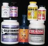 Photos of Potential New Suppliers Health Supplements