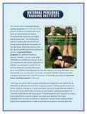 Fitness Training Programs Pdf Images