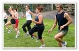 Photos of Outdoor Fitness Training Programs